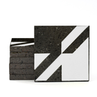 Magma Naine A Pattern Tiles - Bianco