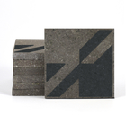Magma Naine A Pattern Tiles - Anthracite