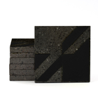 Magma Naine A Pattern Tiles - Nero