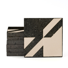 Magma Naine A Pattern Tiles - Beige