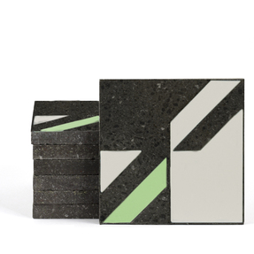 Magma Naine B Pattern Tiles - Sand