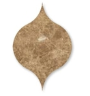 Paradise Marble Winter Leaf Pattern Tiles