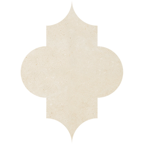 Casablanca Limestone Arabesque Pattern Tiles