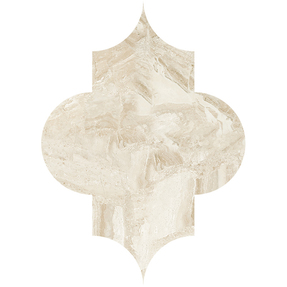 Diana Royal Marble Arabesque Pattern Tiles
