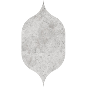 Silvero Marble Gothic Arabesque Pattern Tiles