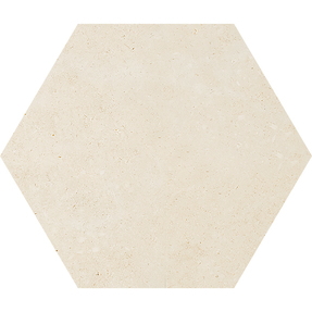 Casablanca Limestone Hexagon Tiles