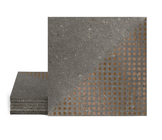 Magma Demi-Micros 200 Pattern Tiles - Bronze