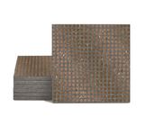 Magma Micros Pattern Tiles - Bronze