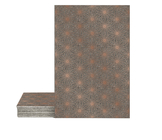 Magma Yannel B Pattern Tiles - Copper